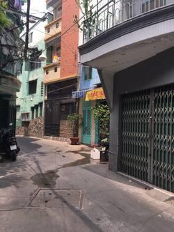 Cho thuê nhà HXH đường Phan Xích Long