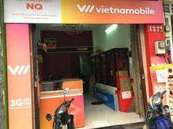 Cần sang cửa hàng ủy quyền VIETNAMOBILE, chuyên bán sim thẻ, điện thoại. Mặt tiền đường 3/2