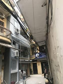 Cho thuê văn phòng tại Đường Trần Quý Kiên, Cầu Giấy, Hà Nội diện tích 348m2