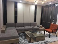 Cho thuê căn hộ 3 phòng ngủ đẹp nhất tổ hợp Golden Palace Mễ Trì  cực sang trọng lịch lãm