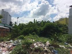 Cho thuê 1.300 m2 đất gần sân vận động Cần Thơ tiện kinh doanh 30 triệu  Miễn trung gian