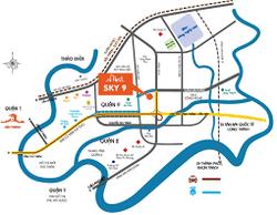Cho thuê 2 căn shophouse dự án chung cư Sky 9, Liên Phường, Phú Hữu, Quận 9- giá 16 triệu/tháng