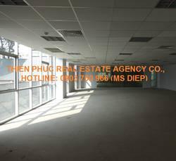 Cho thuê văn phòng đẹp tòa nhà MT Cao Thắng, Q.3, 100m2, 47.8 triệu bao thuế