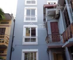 Nhà 6 tầng mới xây có phòng cho thuê - ngõ 231 Chùa Bộc  thông với Khương Thượng