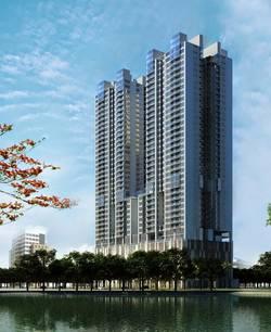 Cho thuê mặt bằng thương mại tầng 1 dt 178m2 - 199m2 - 335m2 - 365m2 Chung cư New Skyline Văn Quán