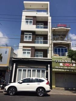 Cho thuê nhà 4 tầng gần Big C Cần Thơ tiện văn phòng 9 triệu Miễn Trung Gian
