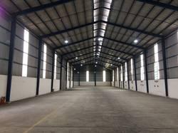 Cho thuê kho mới 740 m2  Khu công nghiệp Trà Nóc Cần Thơ có điện 3 pha  Miễn trung gian