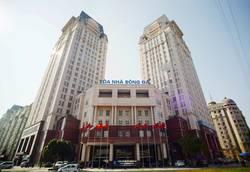 Trực tiếp CĐT cho thuê văn phòng tòa nhà Sudico Sông Đà Phạm Hùng, DT 75m2 - 850m2 giá 200k/m2/th