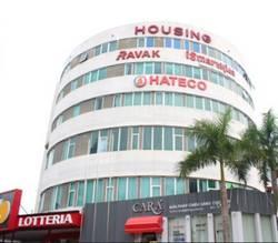 Cho thuê văn phòng tòa nhà Housing, Trung Kính, Cầu Giấy DT 120 m2, giá 200 ng/m2/th