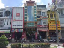 Cho thuê nhà mặt tiền Phan Đình Phùng gần bến Ninh Kiều 27 triệu  Miễn trung gian