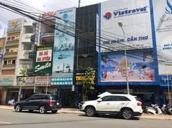 Cho thuê nhà 4 tầng ngay bến Ninh Kiều Cần Thơ 30 triệu  Miễn trung gian