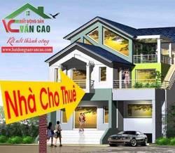 Cho thuê nhà ở trung tâm thành phố 5 phòng ngủ đầy đủ nội thất