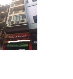 Cho thuê nhà mặt phố Trần Quốc Vượng 5 tầng x 53 m2 kinh doanh