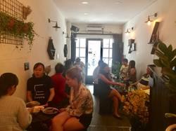 Sang Quán Cafe   Cơm trưa VP Q1 đang hoạt động tốt