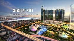 Chiết khấu siêu khủng  400tr tại dự án Sunshine City KĐT Ciputra, chỉ 3tỷ/3PN,full nội thất cao cấp