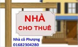 Cho thuê nhà Khương Trung, Thanh Xuân