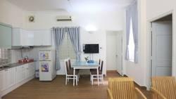 Cho thuê căn hộ dịch vụ cao cấp đường Thái Văn Lung, Quận 1: từ 35m2 đến 70m2, 1PN, đủ nội thất...