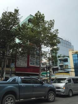 Nhà chính chủ cho thuê 2 căn liền kề  mặt tiền đẹp đường Tạ Uyên, Quận 5  DT 8x20m, Giá 180 Triệu