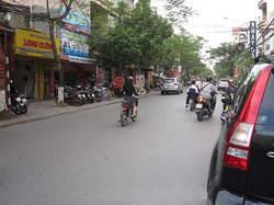 Cho thuê nhà mặt đường Lê Lợi, Hải Phòng