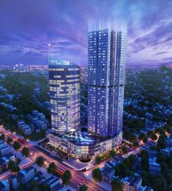 Cho thuê văn phòng cao cấp tại tòa nhà FLC Twin Tower 265 Cầu Giấy, Hà Nội