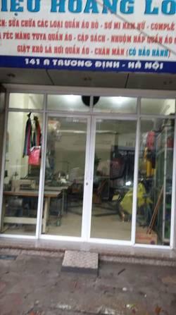 Cho thuê cửa hàng mặt phố Trương Định