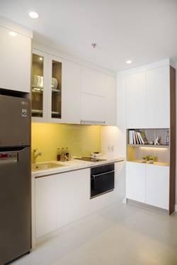 Cho thuê căn hộ 1 phòng ngủ tháp Hawai chung cư New city