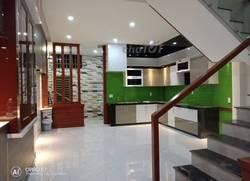 Cho thuê nhà nguyên căn Mt đường Kinh Dương Vương, 4 tầng, 5PN, DT100m2