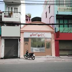 Nhà cho thuê giá rẻ đường thời trang Huỳnh Văn Bánh, Phú Nhuận  DT: 5.3x10m. Giá 50 Triệu/Tháng