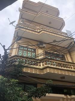 Cho thuê nhà 4 tầng mặt phố xuân đỉnh làm nhà trẻ hoặc văn phòng ngân hàng