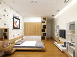 Cho thuê nhà 15 tr 90m2, 2 mặt tiền, 5 PN 193  Văn Cao.