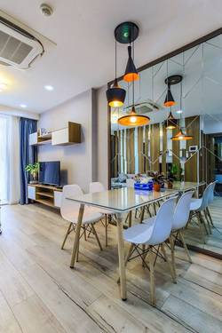 Chính chủ cần cho thuê căn hộ Kingston 1 1PN, 59m2, nội thất siêu đẹp, giá 21 triệu.