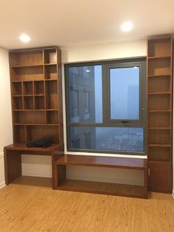 Cho thuê căn hộ 3PN tại Goldsilk Complex - Quận Hà Đông. Full nội thất