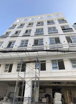 Cho thuê tòa nhà văn phòng mới xây ngay Ung Văn Khiêm, Bình Thạnh