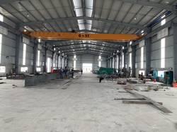 Cho thuê kho xưởng từ 2000m2-6000m2 khu vực Gia Lâm