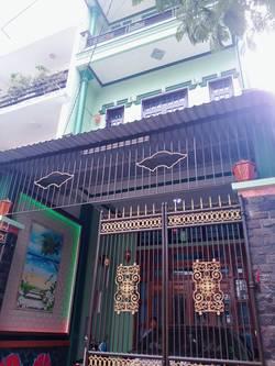 Cho thuê nhà 3 tầng full nội thất đường Trần Anh Tông,gần chợ Trường An