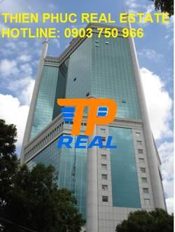 Cho thuê VP đẹp Saigon Trade Center - MT Tôn Đức Thắng, Q1, từ 47m2, 55.8 tr/th bao thuế phí