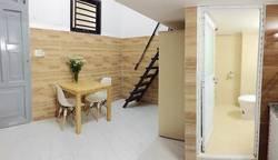 Căn hộ mini full nội thất quận Tân Bình - Nhà mới xây 100 - có gác