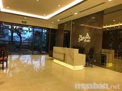 Cho thuê căn góc Botanica Premier Tân Bình