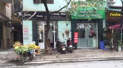 Cho thuê cửa hàng 30m2, mặt tiền 5m, vỉa hè rộng 3m, đường rộng 8m,  mặt phố Trần Quang Diệu