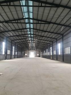 Cho thuê kho xưởng mới xây dựng gần khu đô thị Ecopark Hưng Yên