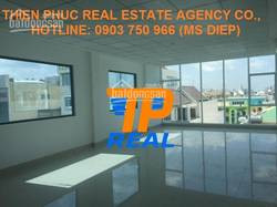 Cho thuê văn phòng mới tòa nhà MT Lê Trung Nghĩa, K300, TB, 95m2, 28 triệu/ tháng.