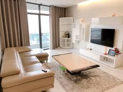 Chính chủ cho thuê căn hộ City Garden Block B2, 59 Ngô Tất Tố, Q.Bình Thạnh, 115m2, 2pn, 2wc