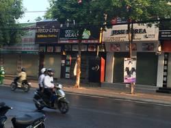 Cho thuê nhà mặt phố Phạm Ngũ Lão, TP Hải Dương