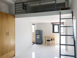 Căn hộ mini full nội thất - 3 cửa sổ thoáng mát - quận Tân Bình