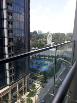 Cho thuê căn hộ Officetel, tòa Aqua 1   Bason Golden River
