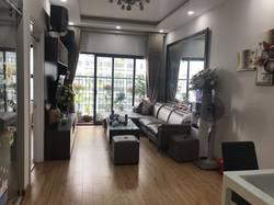 Cho thuê căn hộ toà A tầng 20, diện tích 93,2 m2 Chung cư Golden West phố Lê Văn Thiêm