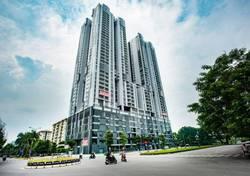 Cho thuê mặt bằng làm kinh doanh, văn phòng tòa nhà New Skyline Văn Quán Hà Đông.