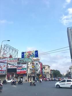 Cho thuê nhà mặt đường Lê Lợi, MT:4.2m-DT:45m2x2T làm thời trang