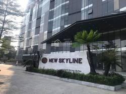 Cho thuê sàn thương mại và văn phòng tại dự án Newskyline Hồ Văn Quán, Hà Đông