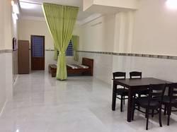 Phú Nhuận Cho Thuê Căn hộ 60m2,Bếp,full nội thất gỗ,thang máy,bảo vệ 24/7,camera,Free dịch vụ